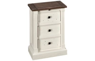 Four Hands Cintra 3 Drawer Nighstand