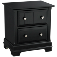 Vaughan-Bassett  Cottage 2 Drawer Nightstand