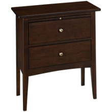 Kincaid Gatherings 2 Drawer Nightstand