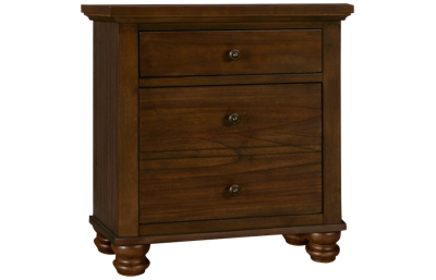 Aspen Hudson Valley 2 Drawer Nighstand