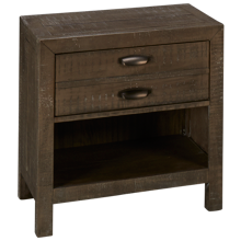 Aspen Radiata 1 Drawer Nightstand