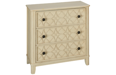 Klaussner Home Furnishings Trisha Yearwood Home 3 Drawer