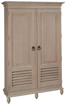 Universal Bungalow 2 Door Wardrobe