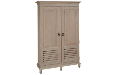 Universal Cottage 2 Door Wardrobe