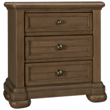 Klaussner Home Furnishings Nashville 2 Drawer Nightstand