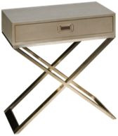 Universal Coastal Living 1 Drawer Nightstand