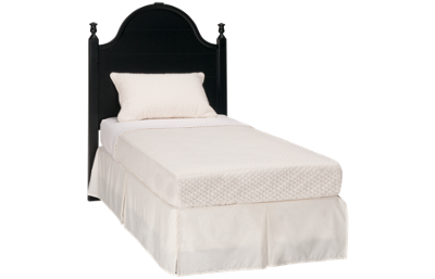 Vaughan-Bassett   Cottage Twin Panel Headboard