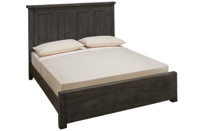 Four Hands Irish Coast Queen Low Profile Panel Bed
