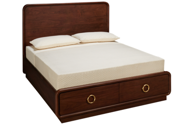 Casana Sarah Richardson Boulevard Queen Platform Storage Bed