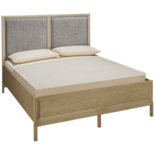 Casana Sarah Richardson Vista Queen Upholstered Platform Bed