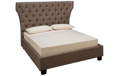 Modus Geneva Melina Queen Upholstered Bed