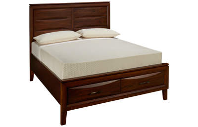 Napa Furniture Riviera Queen Panel Storage Bed