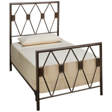 Hillsdale Furniture Tripoli Twin Bed