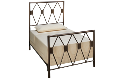 Hillsdale Furniture Tripoli Twin Bed