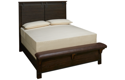Folio 21 Furniture Newtown Queen Bed