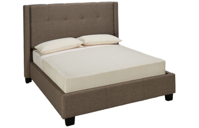 Modus Geneva Queen Madeleine Upholstered Bed