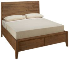 Casana Casablanca Queen Storage Panel Bed
