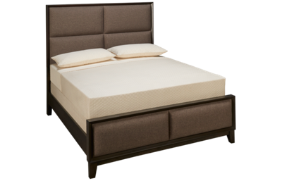 Crown Mark Florian Queen Upholstered Bed