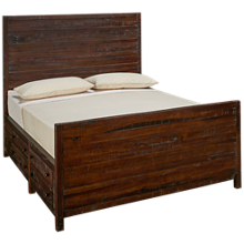 Modus Townsend Queen Storage Bed