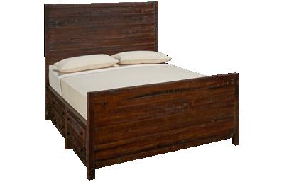 Modus Townsend Queen Storage Bed