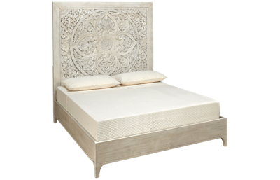 Modus Boho Chic Queen Bed