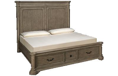 Aspen Hamilton King Storage Bed