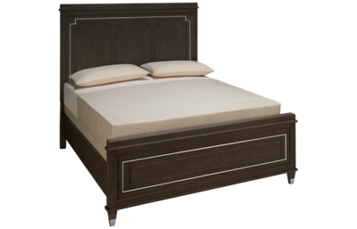 Riverside Dara Two Queen Panel Bed