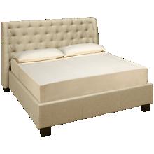 Modus Geneva Levi Queen Upholstered Bed