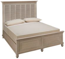 Universal Cottage Queen Panel Bed