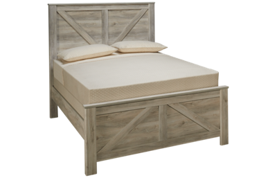Ashley Bellaby Queen Panel Bed