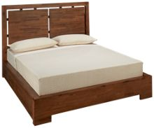 Cresent Fine Furniture Waverly Queen Panel Bed