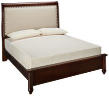 Vaughan-Bassett French Market Upholstered Low Profile Queen Bed