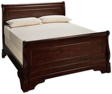 New Classic Home Furniture Versailles Queen Sleigh Bed