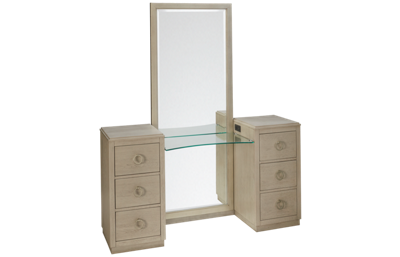 Legacy Classic Rachael Ray Cinema Vanity and Mirror