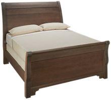 Vaughan-Bassett Whiskey Barrel Queen Sleigh Bed