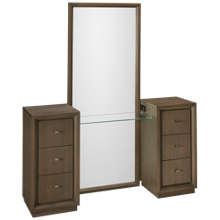 Legacy Classic Rachael Ray High Vanity with Mirror