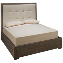 Universal Modern Queen Nolan Upholstered Bed