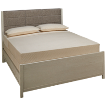 Universal Modern Spirit Queen Upholstered Bed