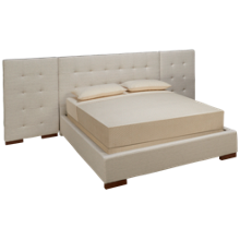 Universal Brantley Queen Paneled Bed
