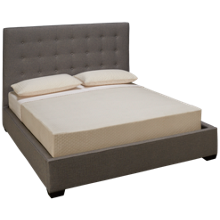 Jonathan Louis Bogart Queen Upholstered Panel Bed