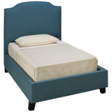 Jonathan Louis Sofia Twin Storage Upholstered Bed