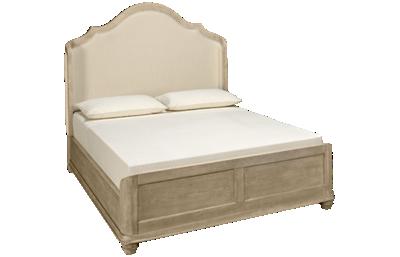 American Drew Vista Queen Haven Shelter Bed