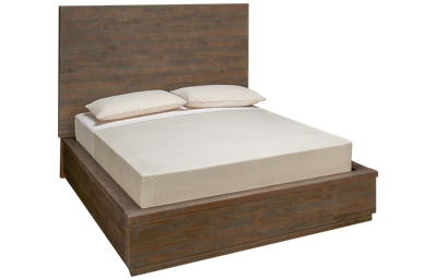 A America Grays Harbor Queen Platform Panel Bed