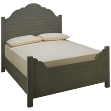 Magnolia Home Queen Shiplap Bed