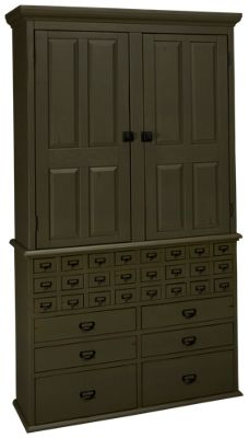 Magnolia Home File Cabinet Armoire Base And Hutch