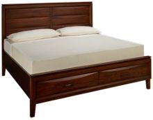 Napa Furniture Riviera King Panel Storage Bed