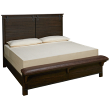 Folio 21 Furniture Newtown King Bed