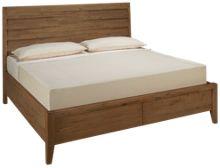 Casana Casablanca King Storage Panel Bed