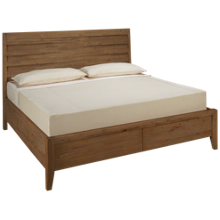Casana Casablanca King Storage Panel Bed