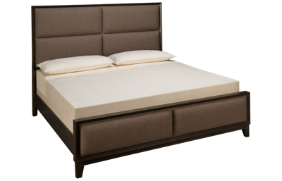 Crown Mark Florian King Upholstered Bed